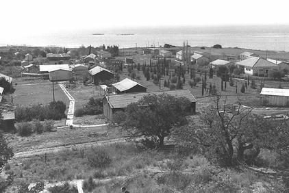 נוף הקיבוץ, 1962.