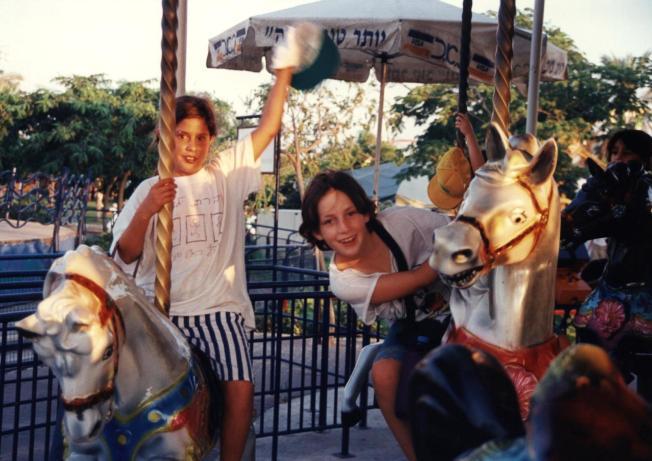 1998, קיטנה במעגן מיכאל