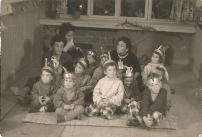 חנוכה בגן 1960. מאלבומה של סמדר שמואלי