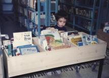 ספרית הילדים, נובמבר 2003