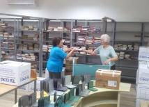 אחרי המעבר: פורקות ומסדרות בספריה החדשה, אוקטובר 2015