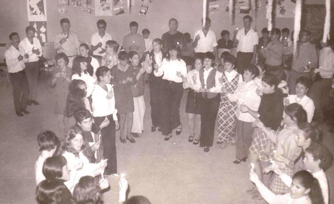 מסיבת ריקודים 1