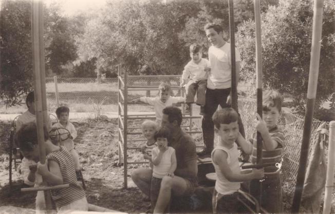 1662 יום החברה 1968 שמחי רועי יזהר אלה צביקה לופט חגי יעל דקל