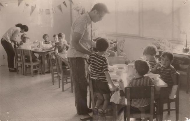 יום החברה 1968 גיל לבני