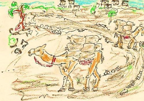ציור: שמעון יעקובי