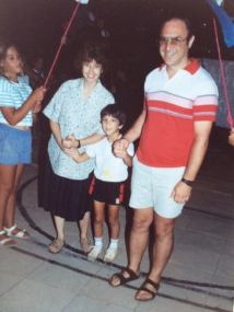 1989 כיתה א', מאלבום משפחת כץ: יונתן זיו וגילה כץ
